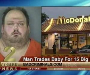 Bo to bardzo głodny mężczyzna był