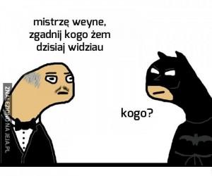 Alfrede poza kontrolą