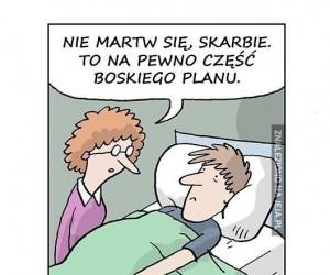 Boski plan