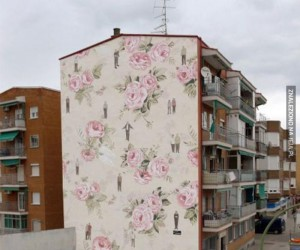 Babcia graffiti