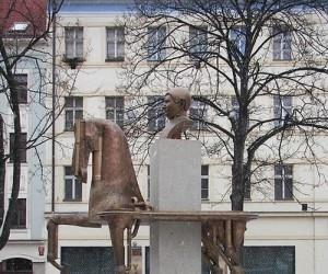 Ej, tak się nie robi rzeźb!