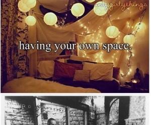 Mieć własną przestrzeń