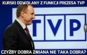 Kurski odwołany z funkcji prezesa TVP