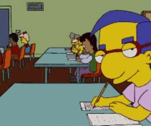 Kiedy facetka rozdała testy i znasz odpowiedź na pierwsze pytanie