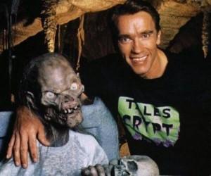 Przy Arnoldzie każdy wygląda cienko...