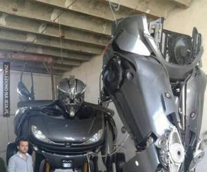 Taki tam, Transformers