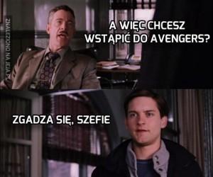 Spiderman jednak nie będzie w Avengers