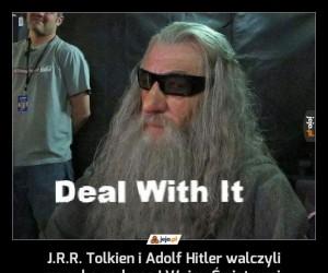 J.R.R. Tolkien i Adolf Hitler walczyli ze sobą podczas I Wojny Światowej