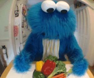 Kiedy w lodówce zostały same warzywa