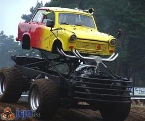 Monster - trabant