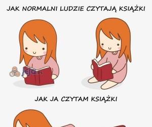 Jak ja czytam książki