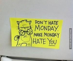 Poniedziałkowa motywacja