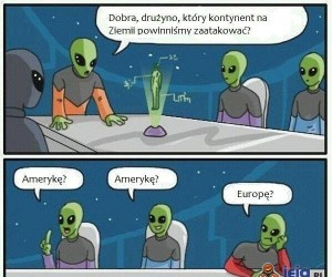 UFO atakuje!