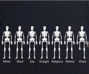 Wszyscy jesteśmy tacy sami. No, prawie...