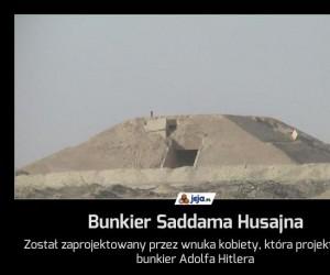 Bunkier Saddama Husajna