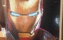 Mozaika Iron Mana z Lego