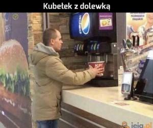 Janusz w KFC