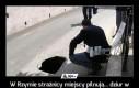 W Rzymie strażnicy miejscy pilnują... dziur w ulicy!