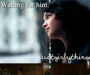 W oczekiwaniu na niego