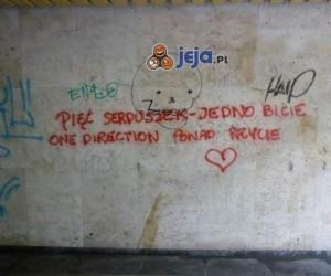 """One Direction """"ponad rzycie"""""""