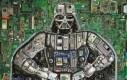 Vader ze starej elektroniki