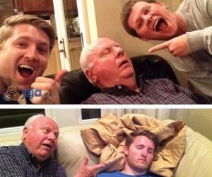 Nie zadzieraj z dziadkiem