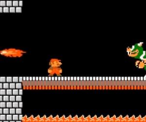 Trochę inny Mario