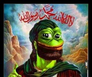 Nawiedził Cię rzadki Pepe prorok