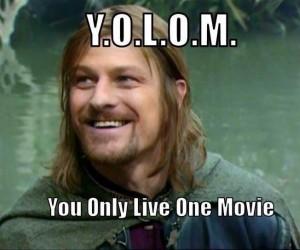 YOLOM