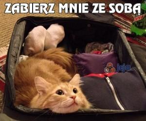 Zabierz mnie ze sobą