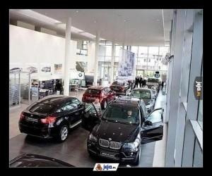 A tak wyglądałby mój garaż