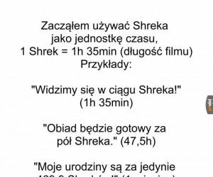 Shrek is love...