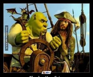 Shrek z Karaibów
