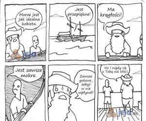 Napalony kapitan