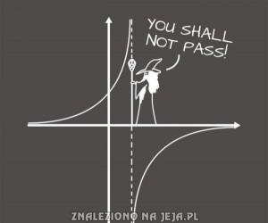 Matematyko! To ci się nie uda!