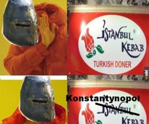 Kebab skąd?