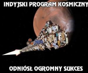 Indyjski program kosmiczny