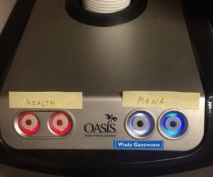Uwaga, mamy tutaj prawdziwego geeka w biurze!