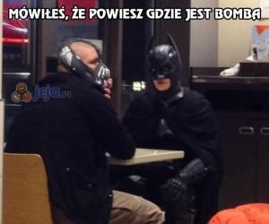 Batman zmienia metody