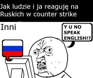 Ale jak to... nie umiesz angielskiego?!