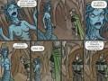 Meduzy zamieniają w kamień