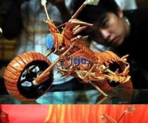 Motor z homara