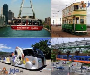 Transport publiczny w innych krajach
