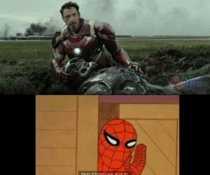 Popieram Spider-Mana!