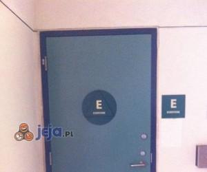 Toaleta dla wszystkich? Spoko...