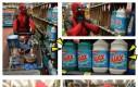 Deadpool w supermarkecie