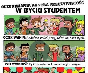 Studenckie życie... taa