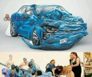 To się nazywa prawdziwa sztuka!