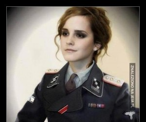 Oto Emma Watson jako SS-man