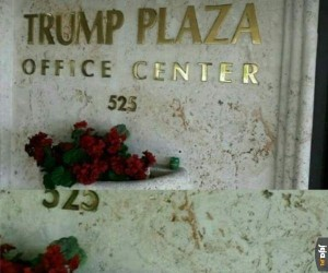 Mamy szpiega w Trump Plaza!